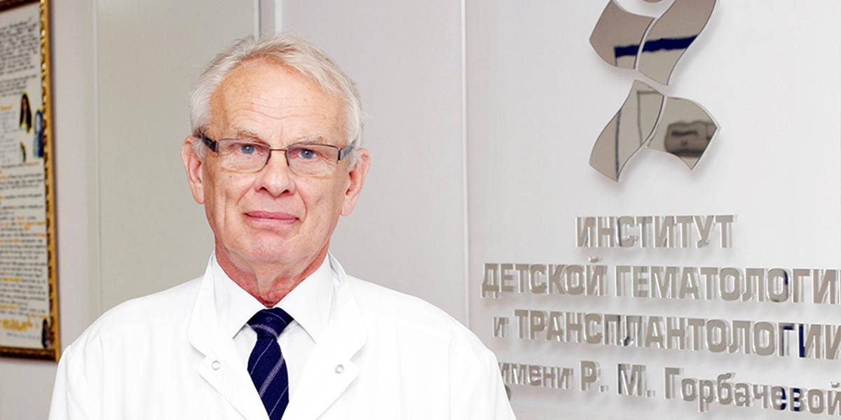 Ушел из жизни онкогематолог Борис Владимирович Афанасьев