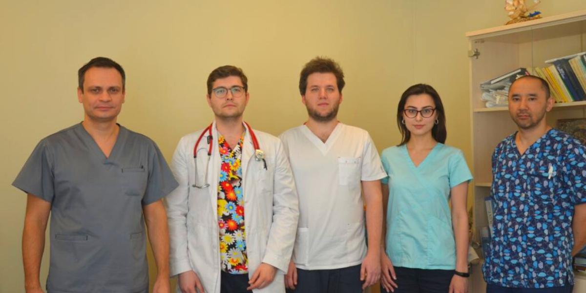 Отделение трансплантации костного мозга и гемопоэтических стволовых клеток в ГБУЗ «Морозовская ДГКБ ДЗМ»